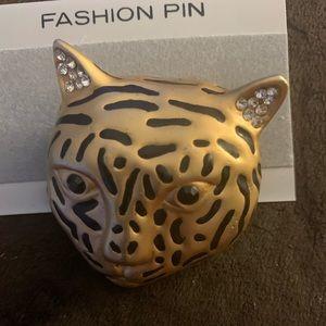 Beautiful Cat Brooch